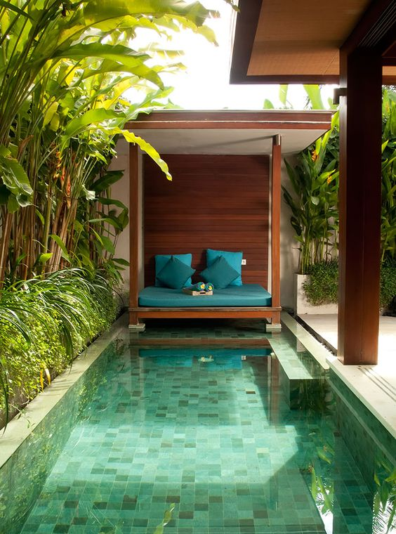 Backyard with Pools Ideas: Private Resort Spot