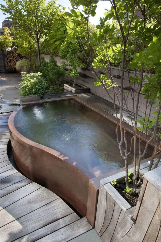 backyard with pools ideas 6