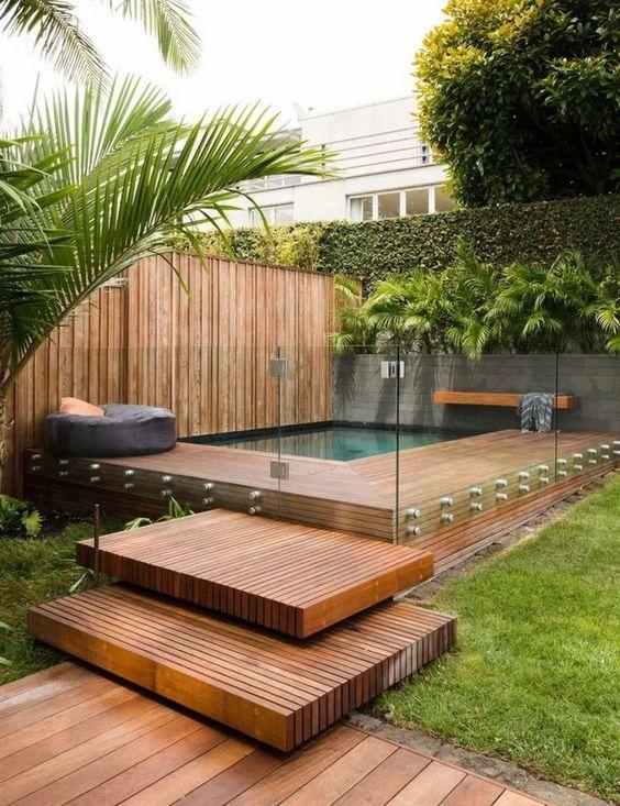 backyard with pools ideas 9
