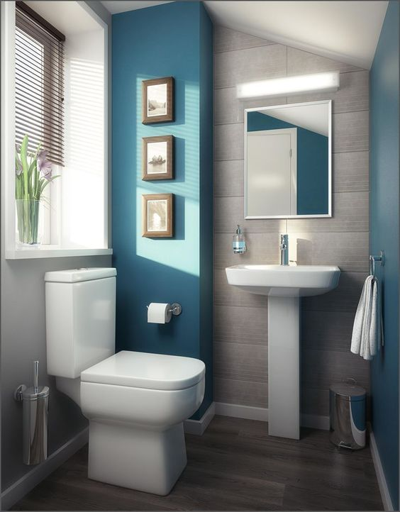 bathroom blue ideas 14