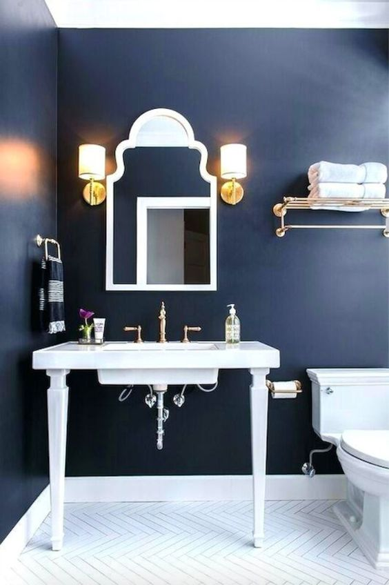 Bathroom Blue Ideas: Bold and Stylish