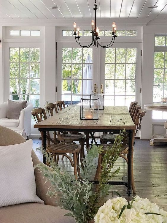 casual dining room ideas 9