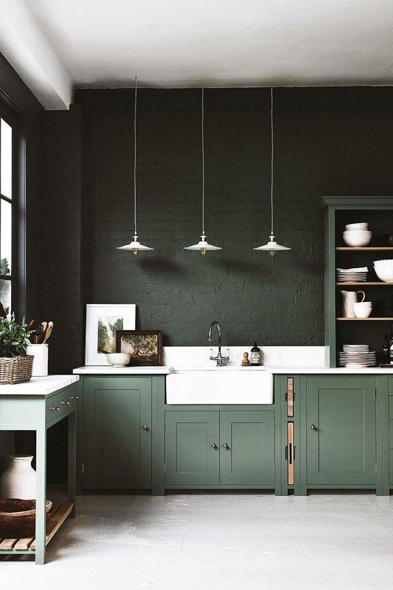dark kitchen ideas 16