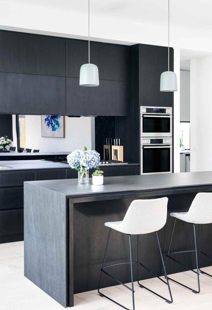 dark kitchen ideas 18