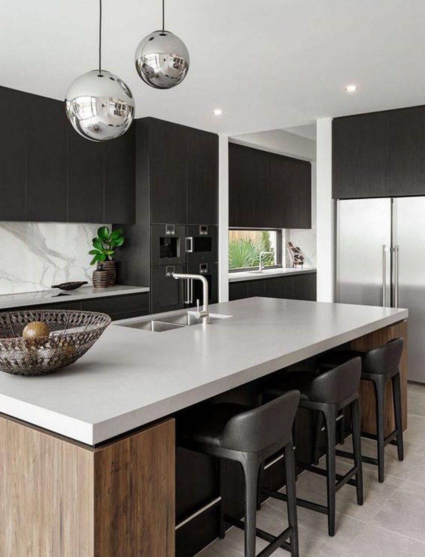 dark kitchen ideas 20