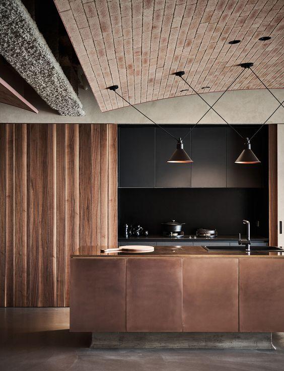 dark kitchen ideas 4
