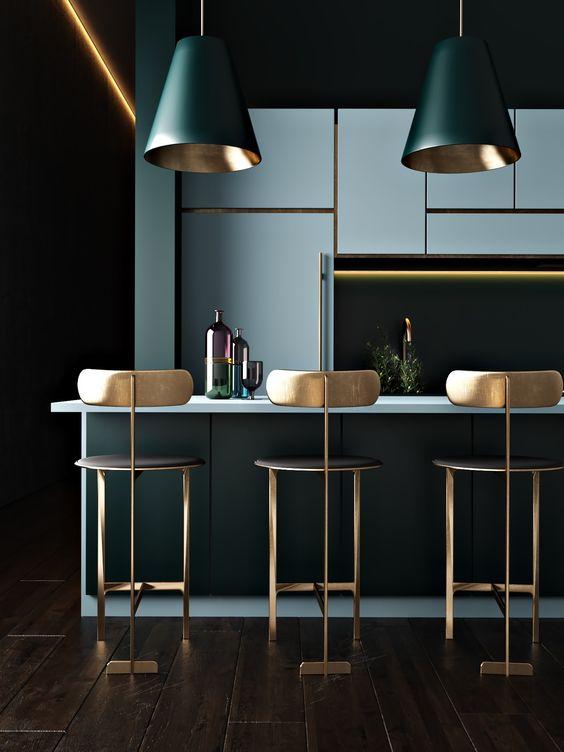 dark kitchen ideas 5