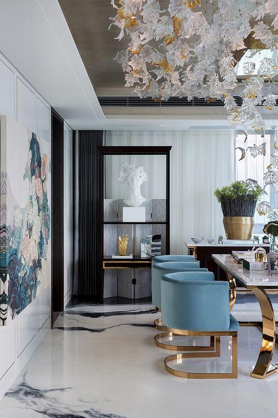 dining room luxury ideas 14