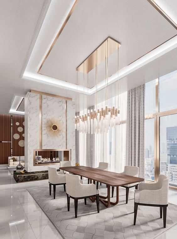 dining room luxury ideas 19