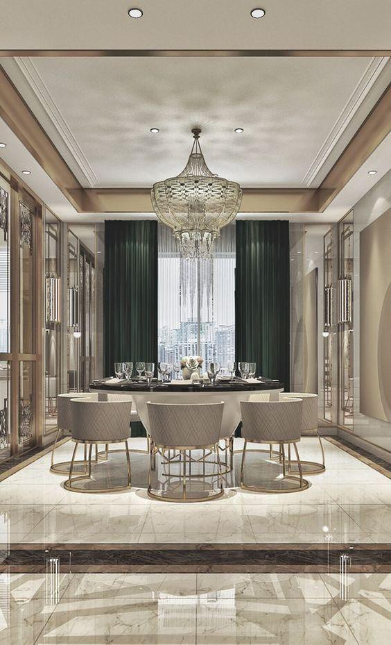 dining room luxury ideas 4