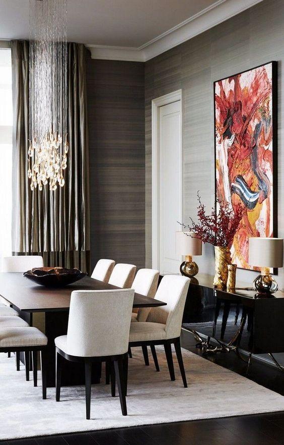 dining room luxury ideas 7