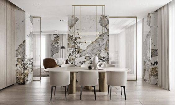 Jaw-Dropping Dining Room Luxury Ideas You Have to Steal