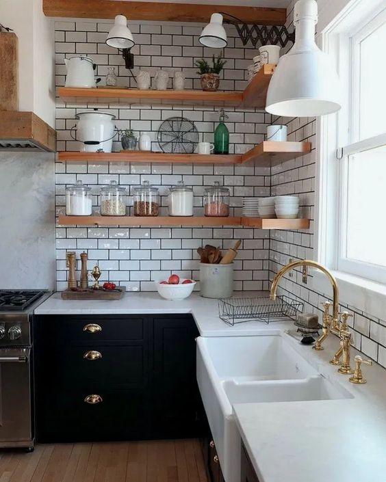 kitchen shelves ideas 11
