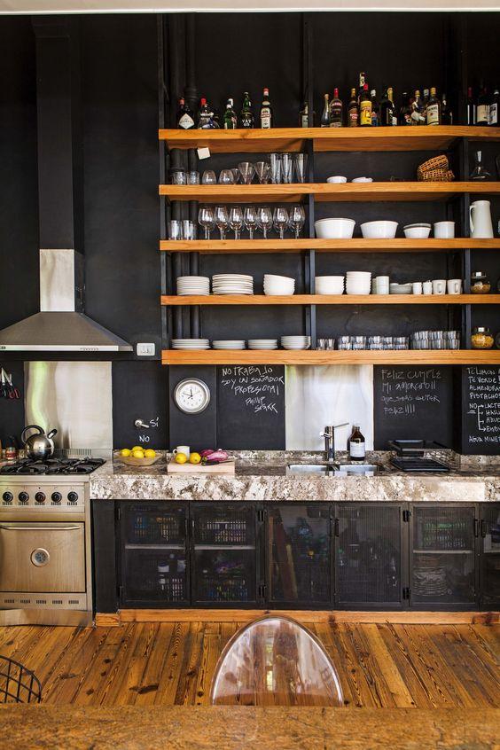 kitchen shelves ideas 12