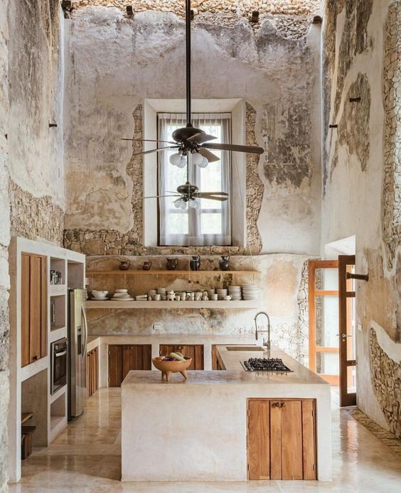kitchen shelves ideas 5