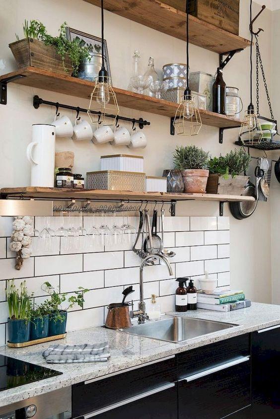 kitchen shelves ideas 6