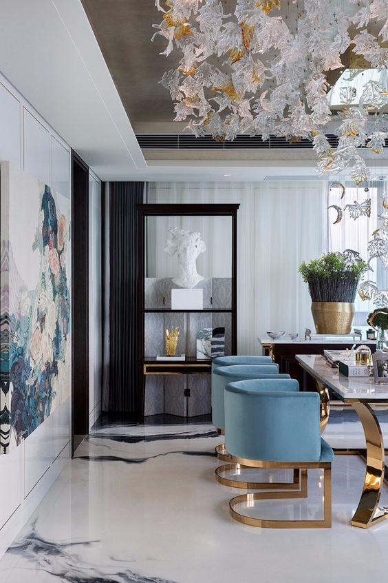 modern dining room ideas 10