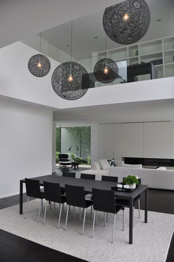 modern dining room ideas 13