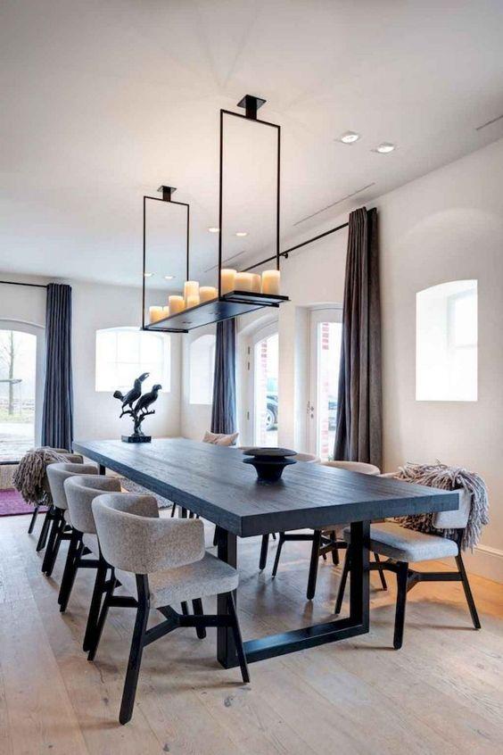 modern dining room ideas 15