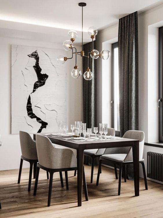 modern dining room ideas 16