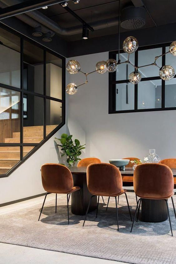 modern dining room ideas 17