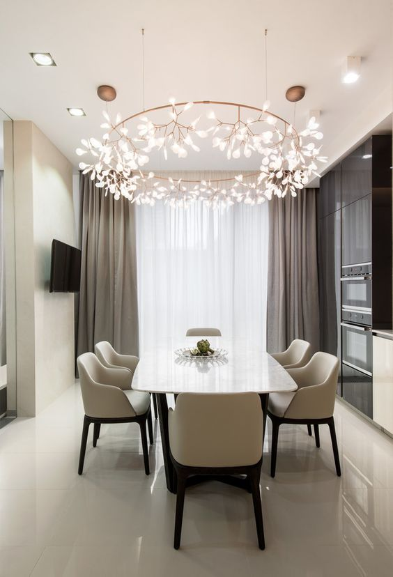 modern dining room ideas 5