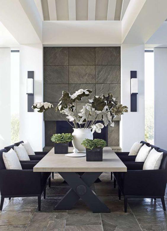 modern dining room ideas 7