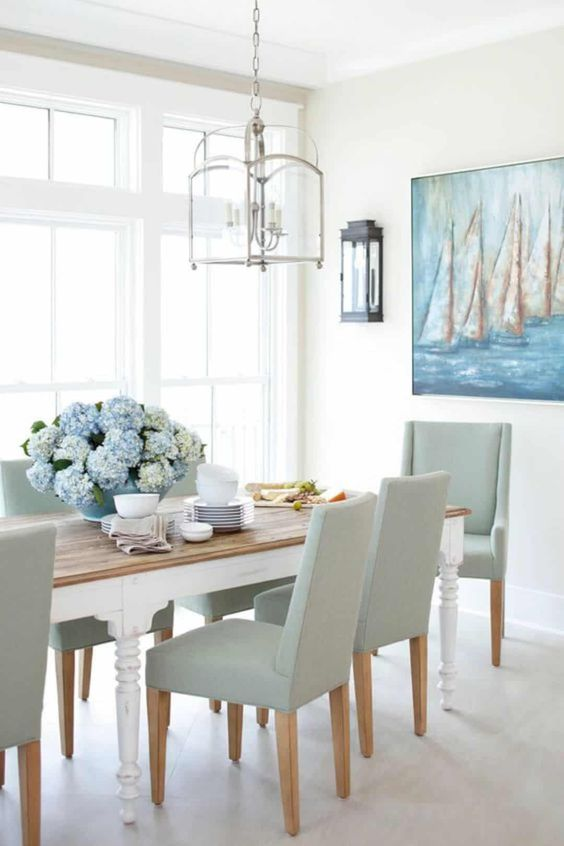 white dining room ideas 5