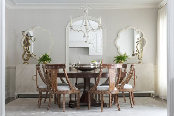 Elegant White Dining Room Ideas That You'll Love