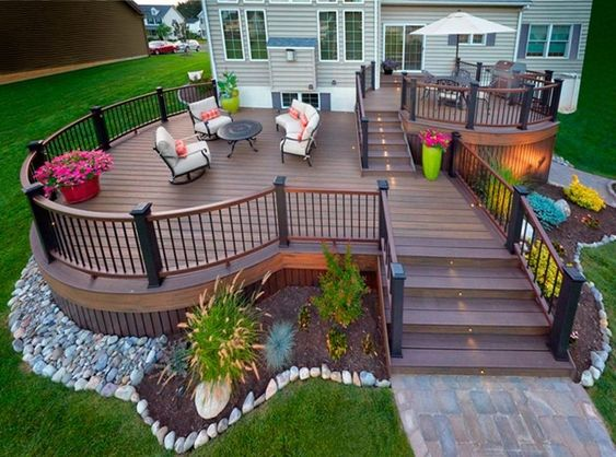 Beautiful Backyard Deck Ideas You Want to Have