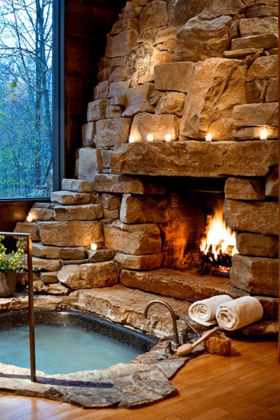 Attractive Natural Hot Tub Ideas You Might Like Decorface Com