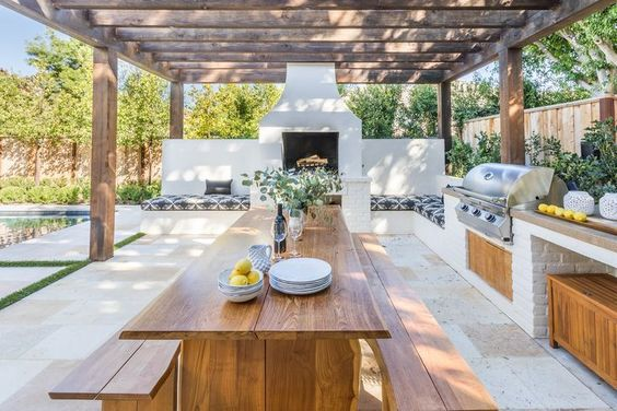 Inspiring Outdoor Kitchen Ideas You Might Want to Steal