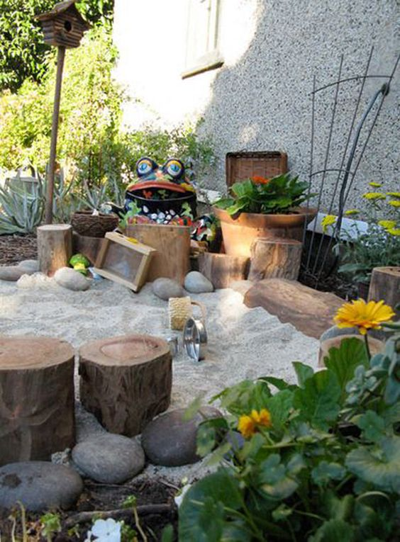 Fun and Creative Backyard for Kids Ideas to Entertain Your ...