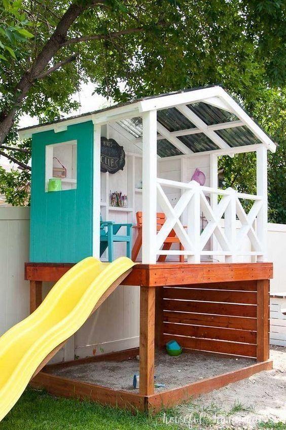 backyard for kids ideas 8