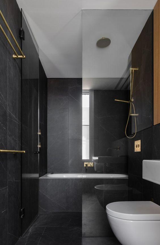 bathroom black ideas 4