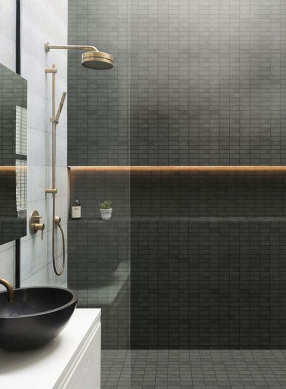 bathroom black ideas 6