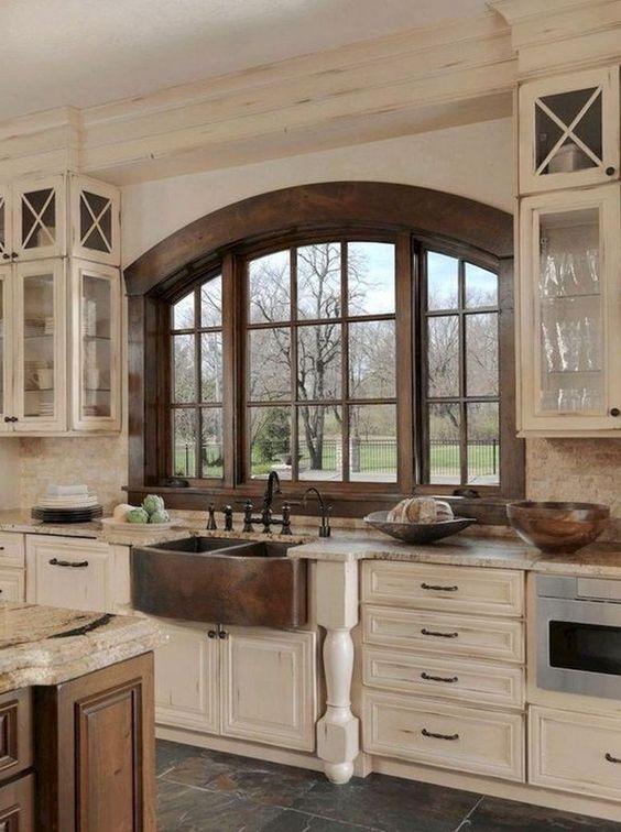 farmhouse kitchen ideas 12