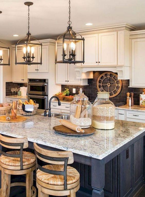 farmhouse kitchen ideas 13