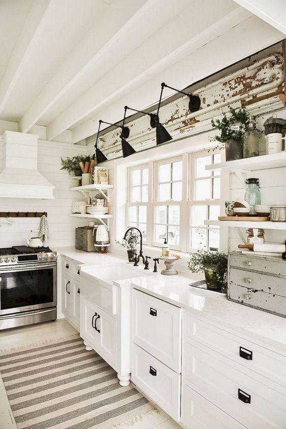 farmhouse kitchen ideas 18