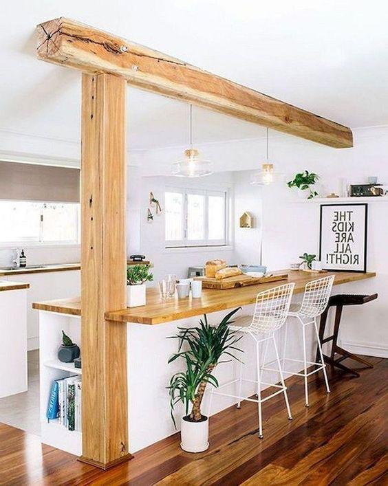 Farmhouse Kitchen Ideas: Lovely Dining Area