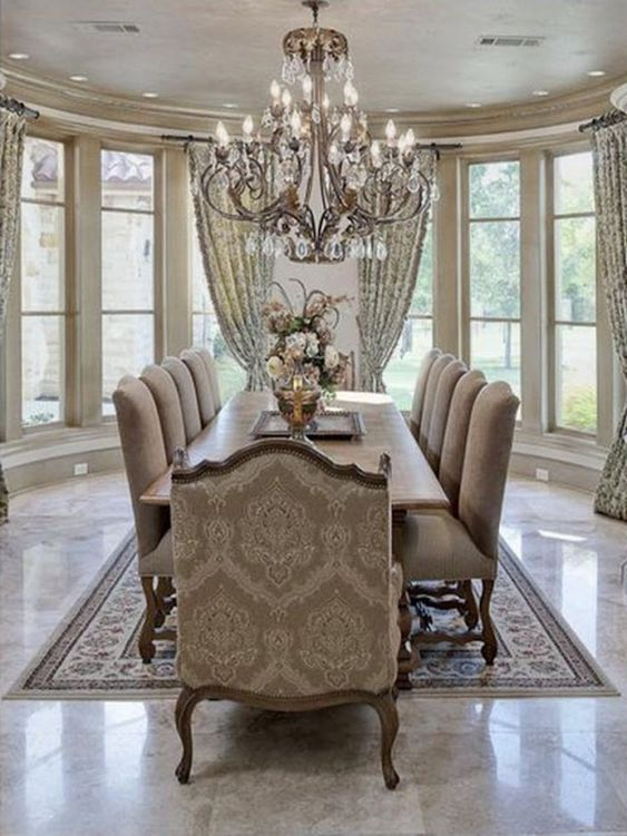 formal dining room ideas 12