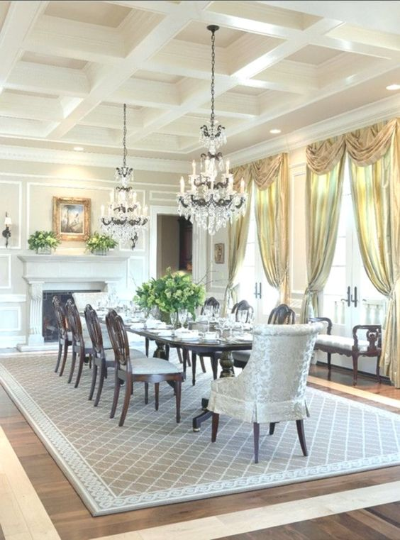 formal dining room ideas 9