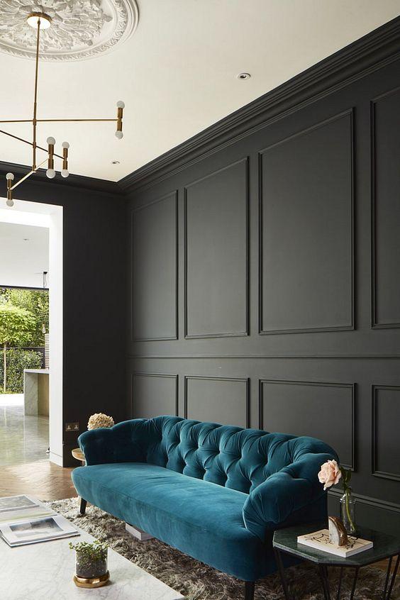 living room black ideas 8