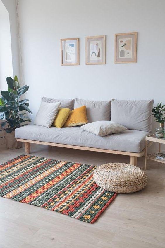 living room minimalist ideas 6