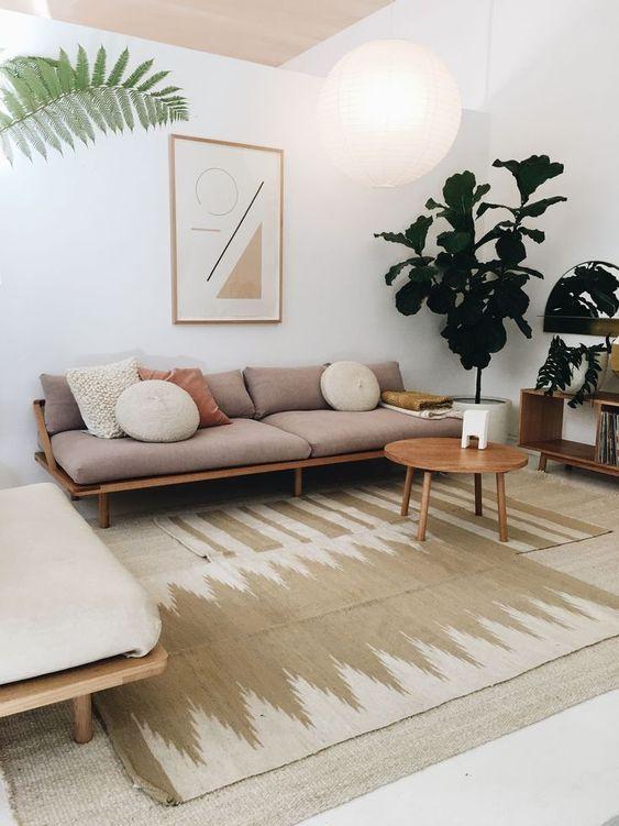 living room minimalist ideas 7