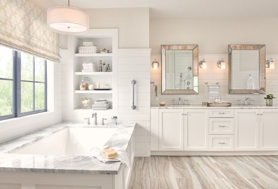 Breathtaking White Bathroom Ideas That'll Blow Your Mind