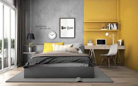 Eye-Catching Yellow Bedroom Ideas to Lift Your Mood