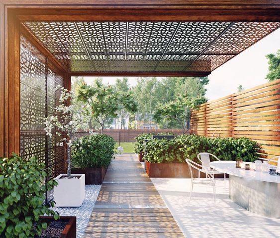 Attractive Backyard Patio Ideas to Improve Your Outdoor Look