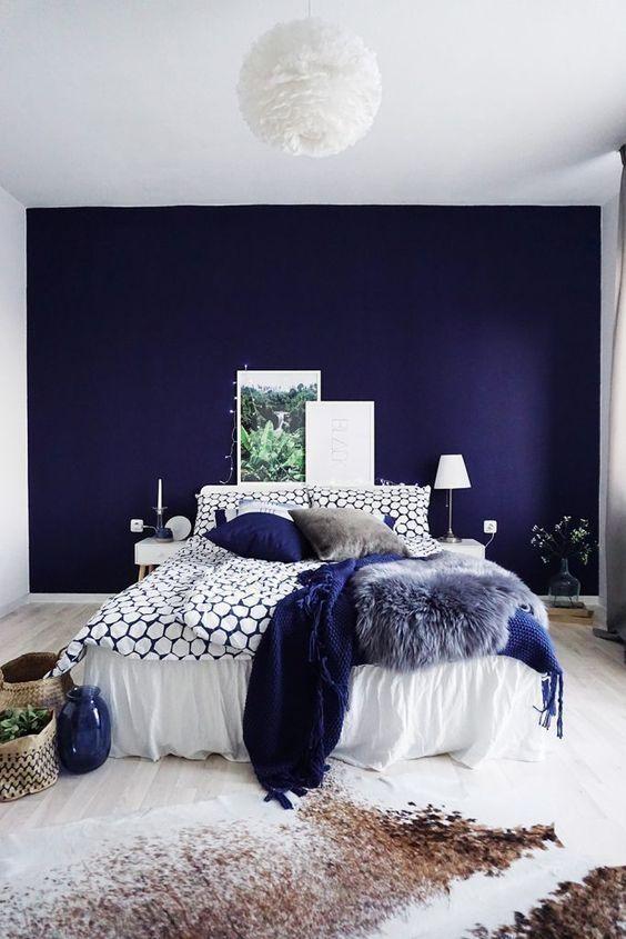 Bedroom Design Ideas: Elegantly Bold Design