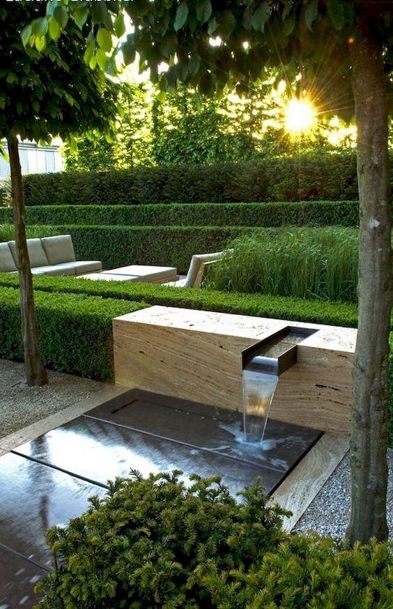 Backyard Water Feature Ideas 10